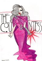 The Countess by uumbrella