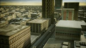 Karachi turned 3D by sd-ali82
