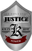 Kira's Army Support Badge by OurDestinyDesigns