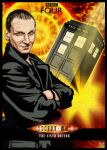 Doctor Who The-ninth by Dawid-B