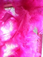 Pink boa by mr-macd