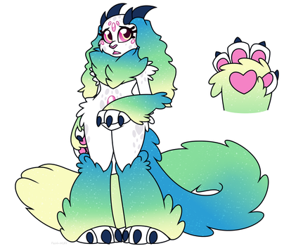 My Monstersona! by Faith-Wolff