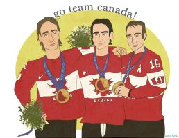 Go Team Canada! by surelox