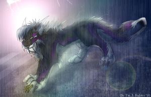 Under The Rain by Tai-L-RodRigueZ