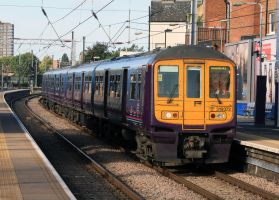 The Class 319 by CJSutcliffe