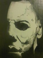 Michael Myers by Orion12212012
