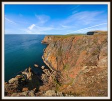 Mull of Galloway by SnapperRod