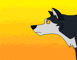 'Nother Balto Character by BloodVendor
