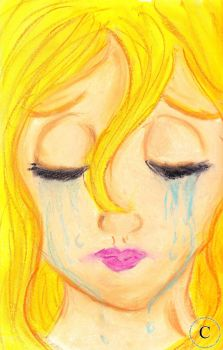 let your tears fall by biteme14
