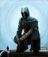 Altair Assassin's Creed by NatziYeti