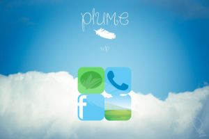 plume by GABR0