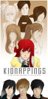 Kidnappings by AkuAoiOni