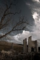 Edlingham Castle 6 untextured by newcastlemale