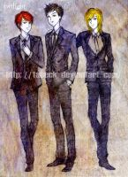 Cullens In Suits by tabeck