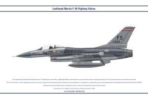 F-16 Arkansas ANG 1 by WS-Clave