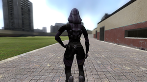 Tali Ass by coverop
