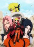 Naruto Poster by cyberunique