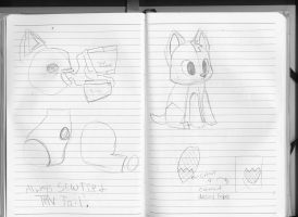 180 Notebook- Page 90 and 91 by FoxTone