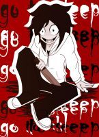 jeff the killer go to sleep by michiz123
