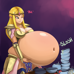 Hyrule [Buffet] Warriors by Metalforever
