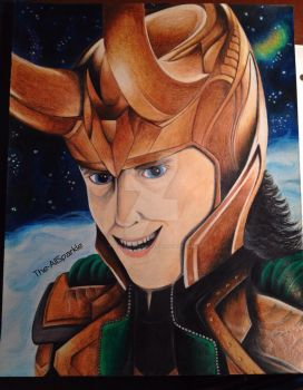 Loki by The-AllSparkle