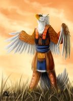 Thunderbird by Azany