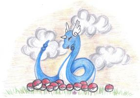 Dragonair by steph11e