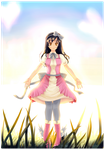 Collab - Illusionist Katie by Suihara