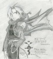 Edward Elric by living4him