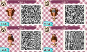 Animal Crossing:My Pattern 21 by iguru71