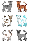 Cadoptables 15 Points OPEN by Adoptierchen