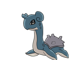Lapras by ShelbyCreationz