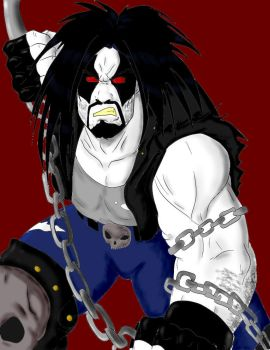 Lobo by PhenomenalDrawer