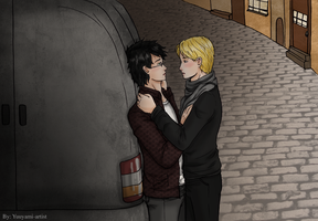 TURN - Drarry (I'd Better Go...) by yuuyami-artist
