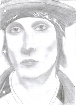 Synyster Gates by bleedingice