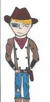 Billy the Kid by Tonks-Lupin