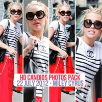 Candids photos pack - Miley Cyrus by beatsense