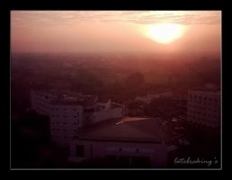 Good Morning Surabaya by latebraking