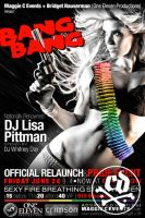 flyer : BangBang by cynicdesign