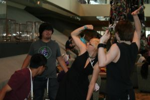 Otakon People by Witch-Hunter-87
