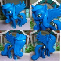 My Little Pony custom Princess Luna by SanadaOokmai