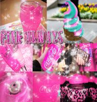 PSD Pink Always by MizziPhotopacks