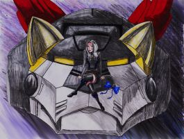 Rahzel And Voltron - Request by Visualiart