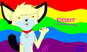 For Kitterr by SaraTheDog848