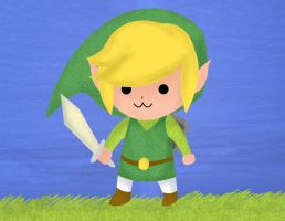Lineless Link by Grotezko