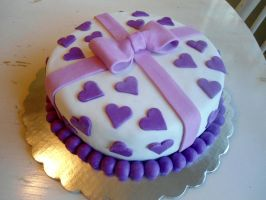 Gift Cake by PnJLover