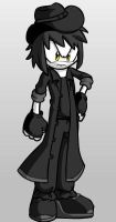 Undertaker Sonic style by PaddysDemon