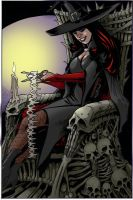 Penny Dreadful colors by spidershag
