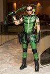 Smallville Green Arrow by wickley