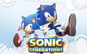 SONIC GENERATIONS by mazjojo